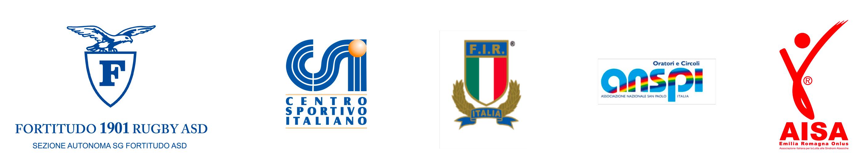 Fortitudo 1901 Rugby Bologna ASD Logo